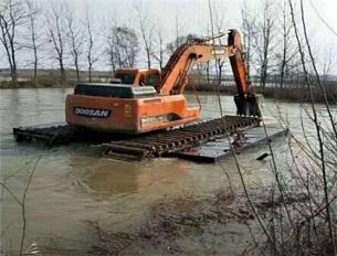 水上挖掘机公司
