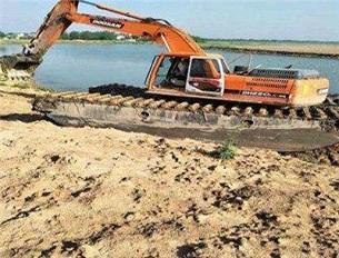 水挖掘机公司