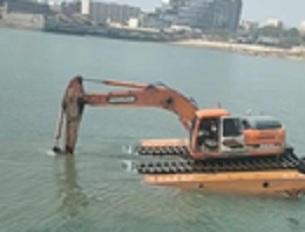水挖机-水挖机租赁