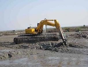 水挖掘机出租公司