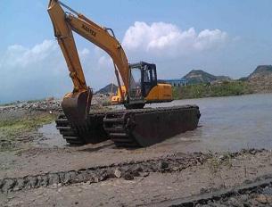 水上挖掘机价格