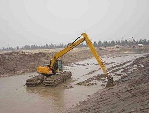 水挖机出租