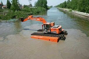 水上挖掘机-水挖机